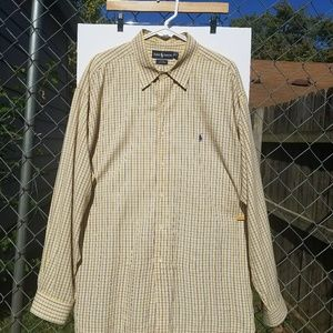 Polo Ralph Lauren 2XL Blake button down